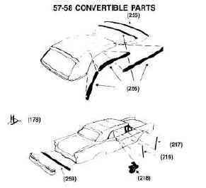 frps catalog convertible 62 Ford Falcon Ranchero Sale convertible