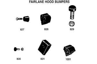 ford fairlane rear suspension