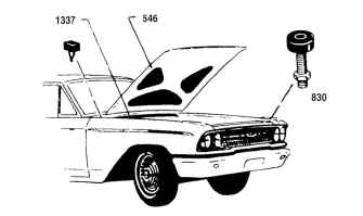 55 ford fairlane parts catalog